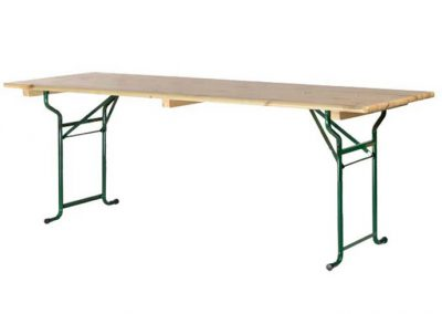Table Brasserie 70cmx200cm